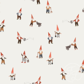 Family Fabrics | Tricot Print | Kabouters