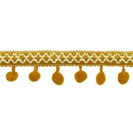 Bolletjesband | Cross - Oker  31617