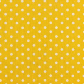 katoen Dot    S   geel