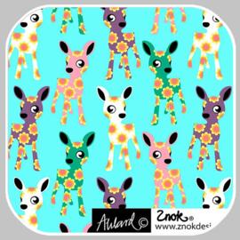Znok | Deer | blue