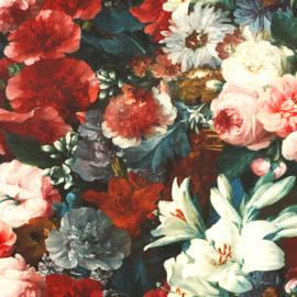 Velvet de luxe | Lila - interieurstof | Lilacs