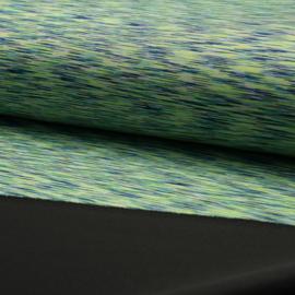 Lycra Sport - Saturnus  | Melange | Lime