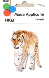 applicatie Tijger - plakbaar - opstrijkbaar  - 38329