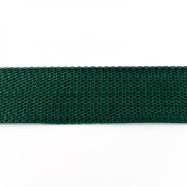 Tassenband Polypropylene | flessengroen  |  40mm