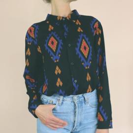 Republique du Chiffon | Hedwige Shirt | Engelstalig