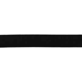 Biaisband Stretch - Mat Rib - Black