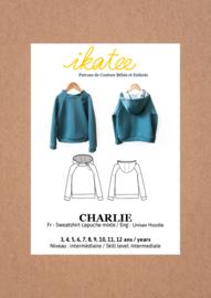 Ikatee Pattern | CHARLIE hoodie- kids 3/12