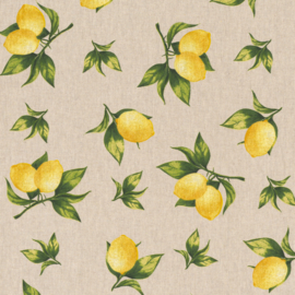 Decoprint | Linnenlook | Lemons