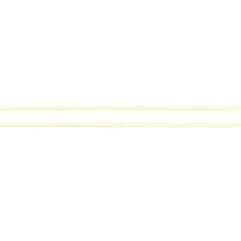 Koord Suedine - Off White  - 3 mm
