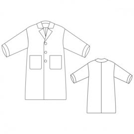 Republique du Chiffon   Leonard Coat   Engelstalig