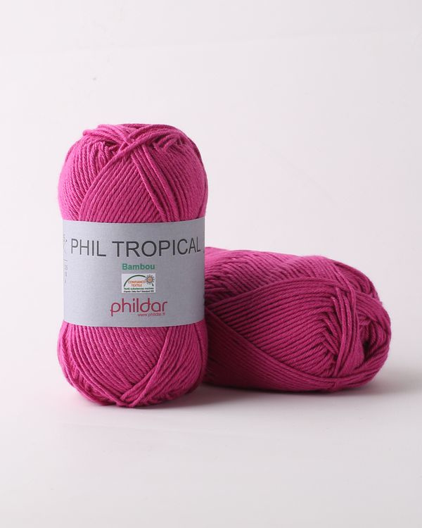 Phil Tropical | Fuchsia