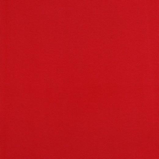 Boordstof - GOTS - Red