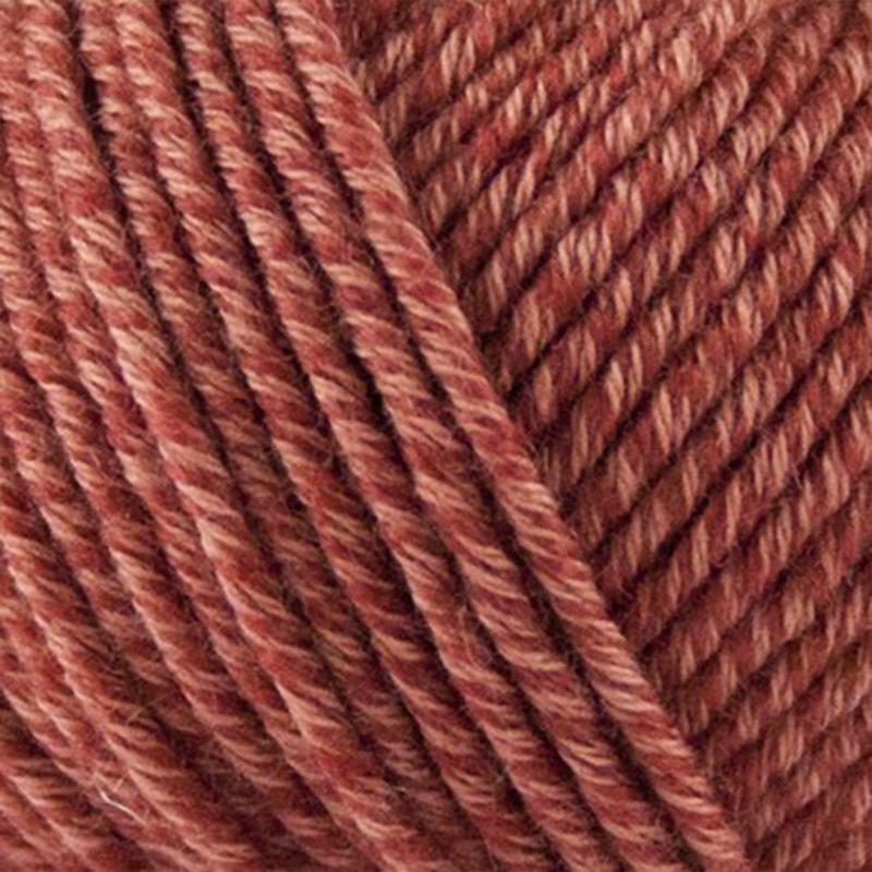 ONION | Organic Cotton + Merino Wool | 733 - marsala wijn
