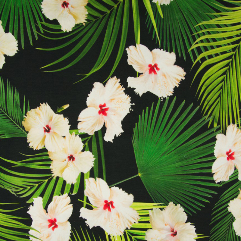 Tricot Digitaal | Tropical Flower