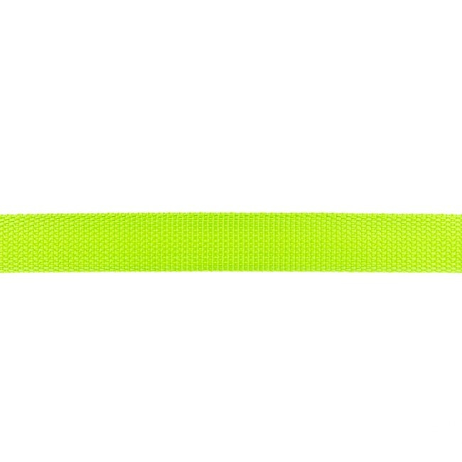 Tassenband Polypropylene | Lime  -  25mm