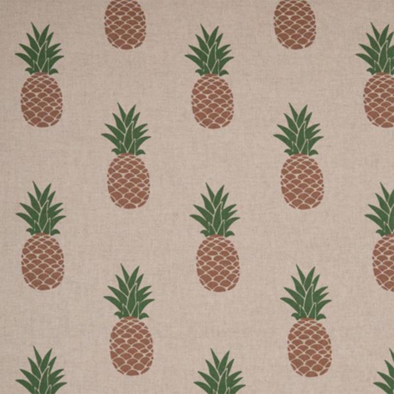 decostof Emil | linnenlook | ananas