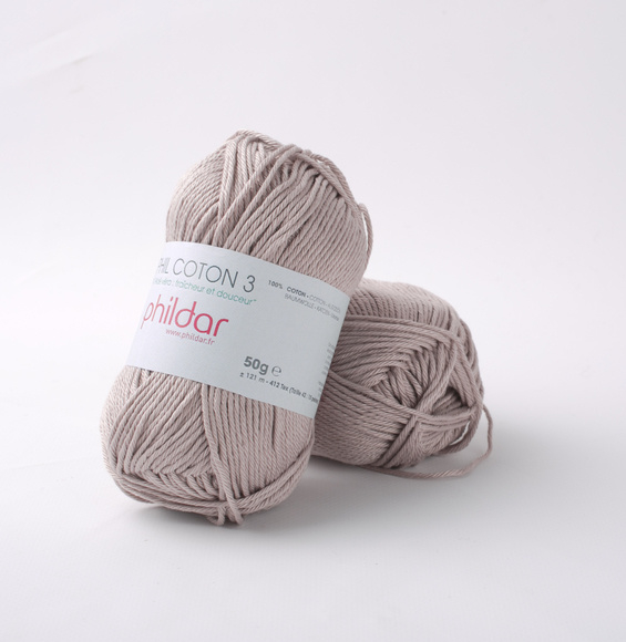 Phil COTON 3 | Taupe