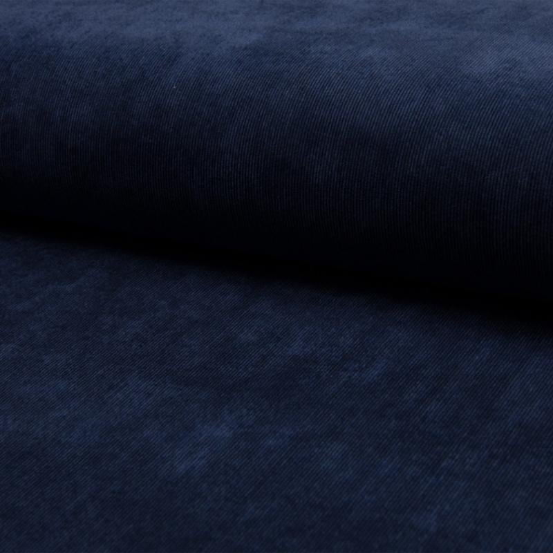 Ribcord stretch 3% | Navy - 008