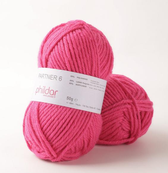 Partner 6 | Pink*