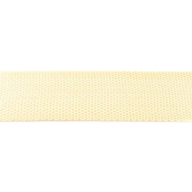 Tassenband Polypropylene   Ecru    40mm