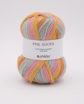 Phil Socks - Nymphea
