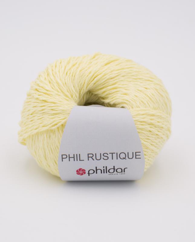 Phil Rustique   Poussin