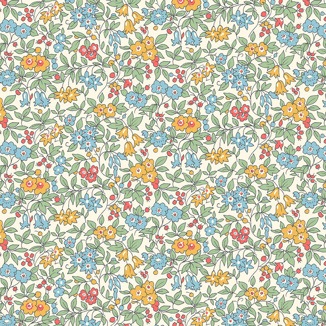 Liberty of London | Forget me not - Cottage Garden