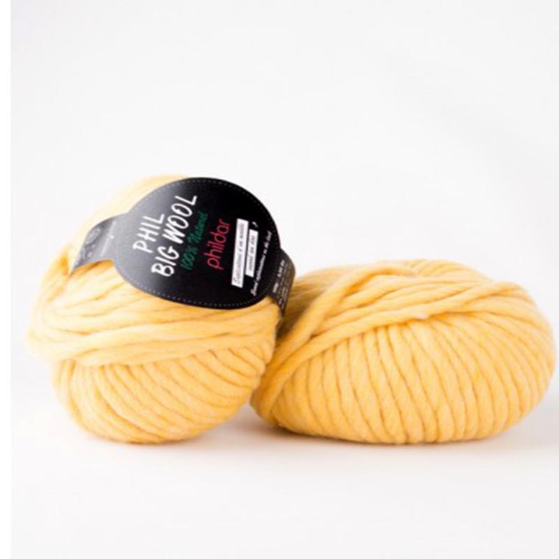 Phil Big wool | Gold