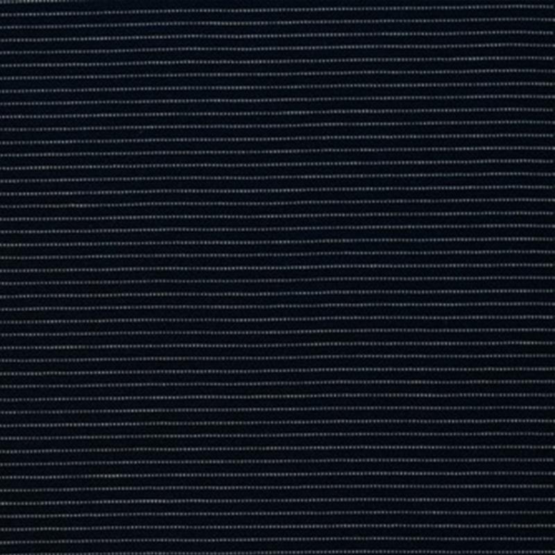 Tricot Stripe - Black