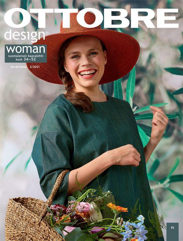 Ottobre Design   Women - 2/2021