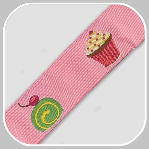 20026 cupcake  roze