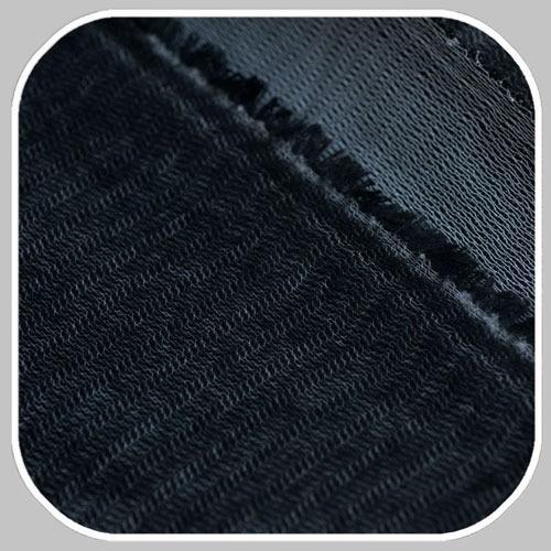 plakvlies lamine zwart