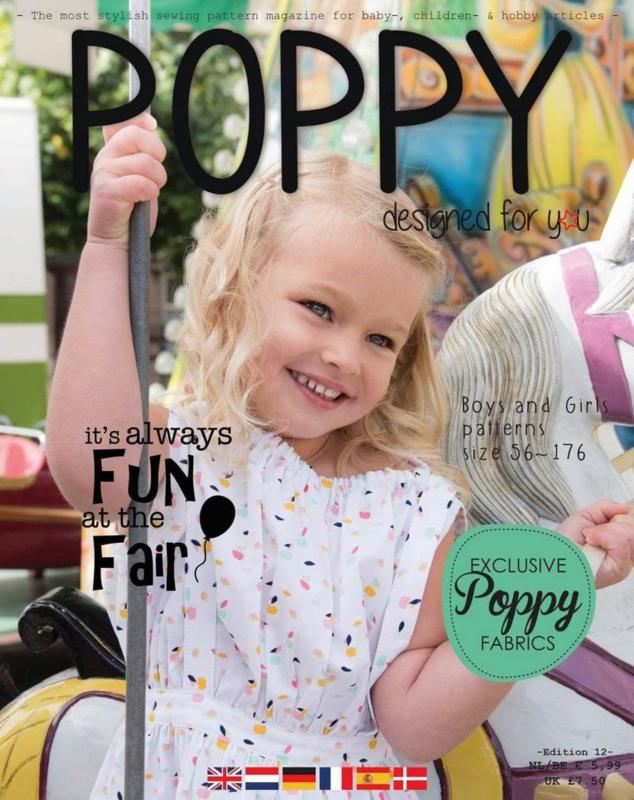 Poppy designed for you | editie 12