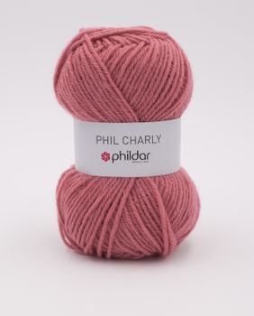 Phil CHARLY | Vieux Rose