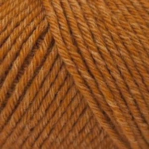 ONION   Tussah Silk  + Merino   215 Oranje