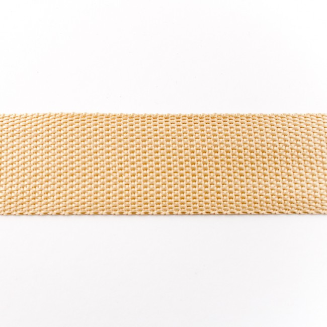 Tassenband Polypropylene | Zand  |  40mm