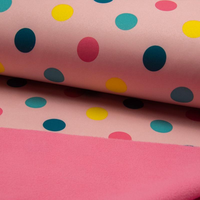 Soft shell | Bugs | Dots | Pink