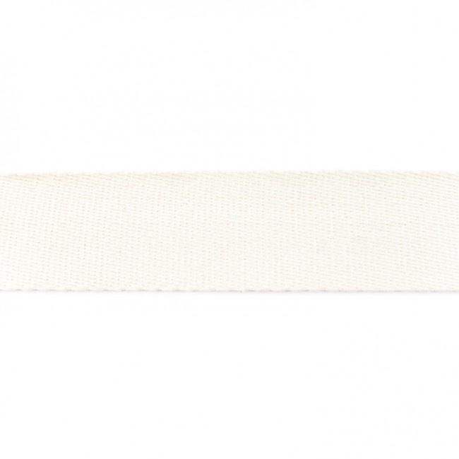 Tassenband Katoen | Off-White  | 4cm breed