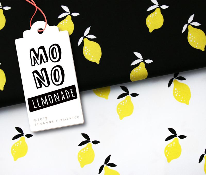 Hamburger Liebe tricot   Mono Lemonade