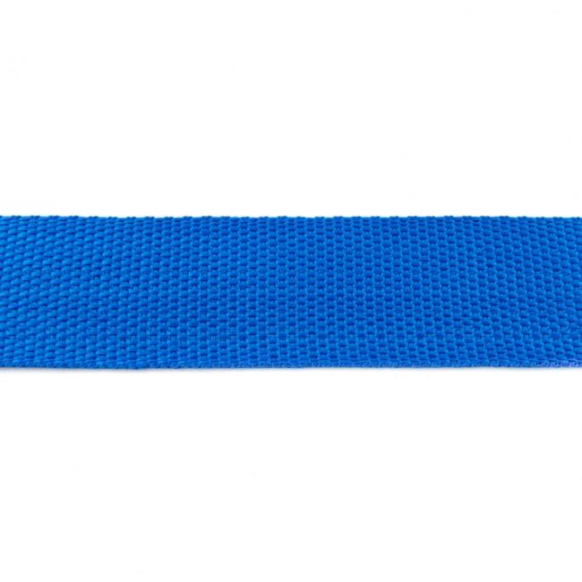 Tassenband Polypropylene | Kobaltblauw  |  40mm