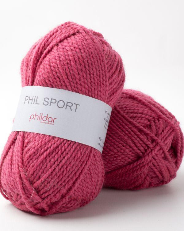 Phil Sport | Fuchsia*