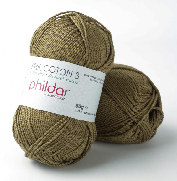 Phil COTON 3 | Kaki*