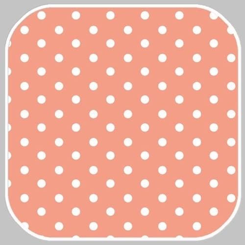katoen Dot | S | zalmrose