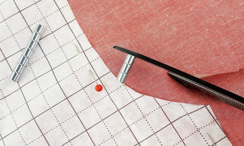 Naadtoeslag magneten | per zakje van 10
