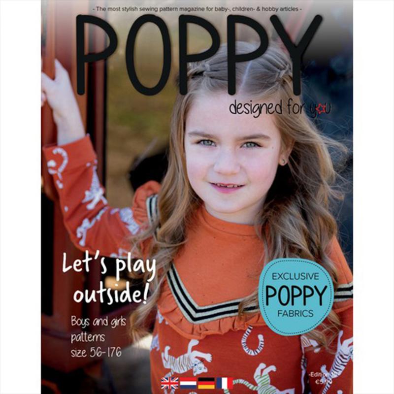 Poppy   Boys and Girls    Editie 15