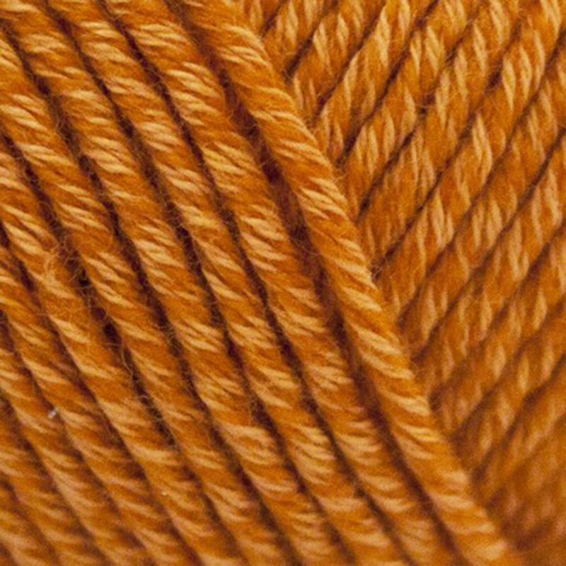 ONION | Organic Cotton + Merino Wool | 717 - oranje