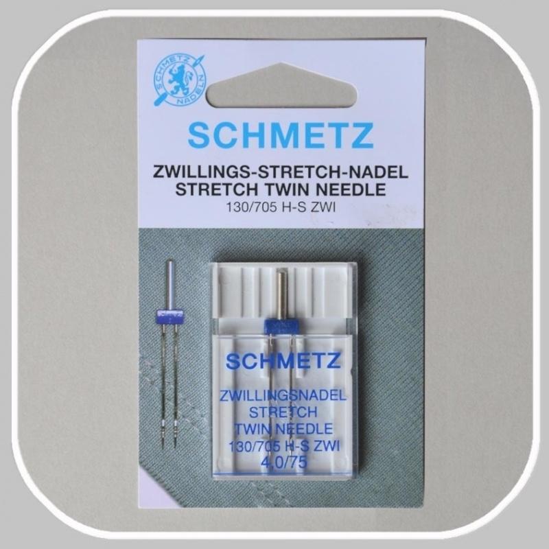 130/705 H- S ZWI Stretch Twin Needle | breedte 4,0