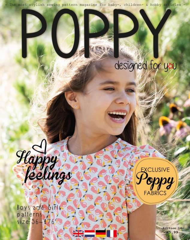 Poppy | Boys and Girls |  Editie 14