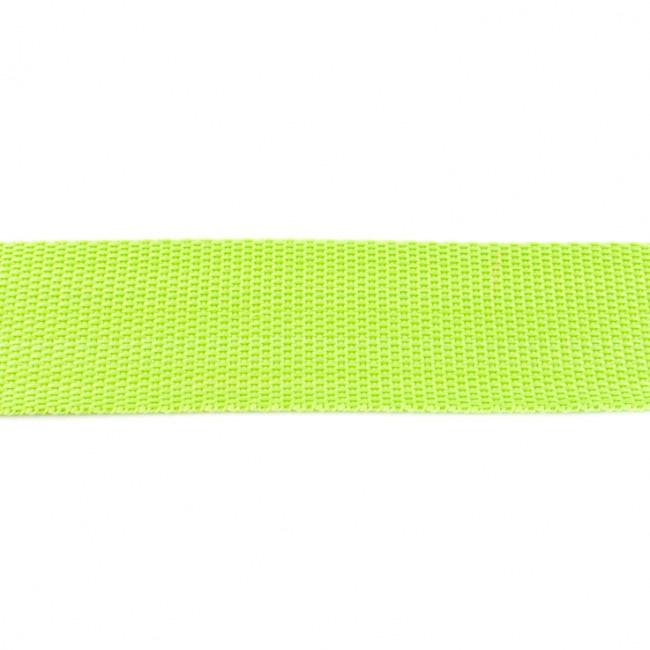 Tassenband Polypropylene | Lime  |  40mm