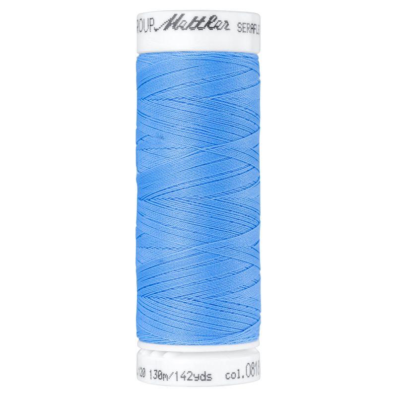 Seraflex - Elastisch garen - kleur 0818 - Jeansblue